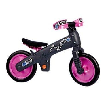 Детский беговел BELLELLI B-BIPБеговелы для детей<br>Детский беговел BELLELLI B-BIP<br>Детский велобегунок BELLELLI B-BIP. Баланс-байк (Беговел) B-Bip от итальянского производителя Bellelli быстро и безопасно научит Вашего ребенка координации, придаст ему уверенности в собственных силах. Европейское качество позволит передать Bellelli B-Bip внукам.<br>- от 2х до 5 лет<br>- 7 положений высоты сидения