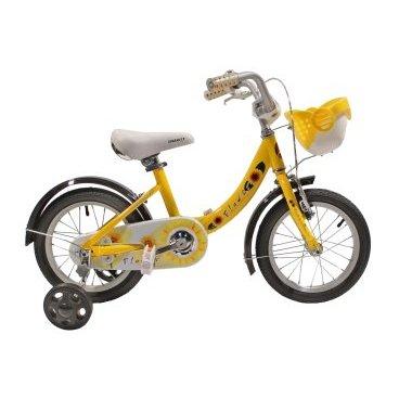 Детский велосипед GRAVITY FLOWER 2015