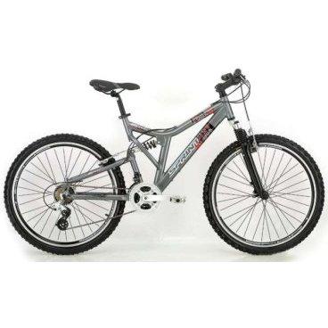 Двухподвесный велосипед SPRINT TOP GUN