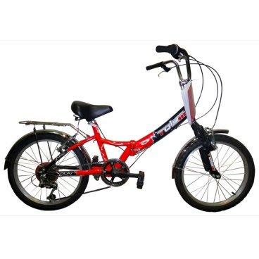 Складной велосипед TOTEM SF-276A susp
