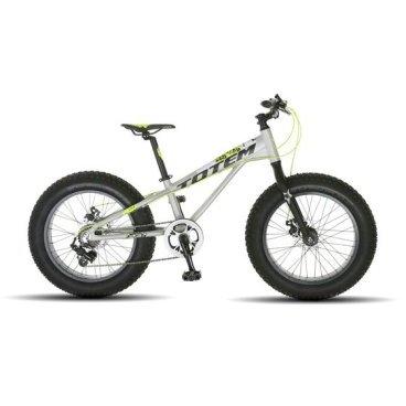 Детский велосипед Totem fatbike 20