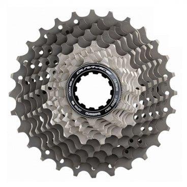 Кассета велосипедная SHIMANO Dura-Ace, R9100, 11 скоростей, звезды 11-28, ICSR910011128