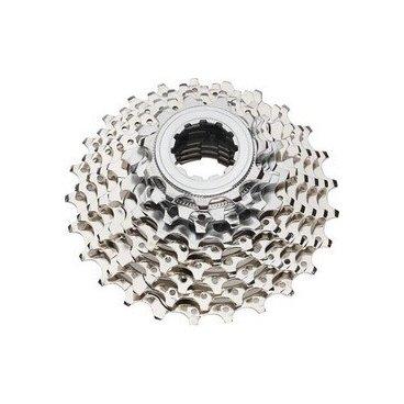 Кассета велосипедная SHIMANO, HG400, 9 скоростей, звезды 11-25, ICSHG4009125Кассеты<br>Кассета Shimano CS-HG400, 9 скоростей, звезды 11-25