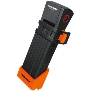 Замок TRELOCK FS 200/75 TWO.GO, складной, оранжевый, длина 75 см, с держателем ZF200, 8003781Велосипедный замок<br>TRELOCK Замок складной FS 200/75 TWO.GO<br>Цвет: оранжевый, <br>Длина 75см, уровень защиты 2, с держателем ZF200<br>Артикул: 8003781