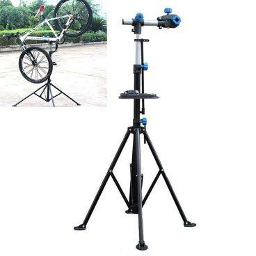 Стенд велосипедный ремонтный HORST, до 30кг, профи алюминий, складной, регулируемый, 00-170311Стенды для велосипедов<br>Стенд велосипедный ремонтный<br> до 30кг<br> профи алюминий<br> складной<br> регулируемый<br> с лотком и доп креплением<br> HORST