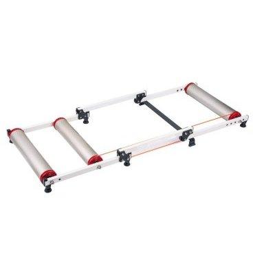 Вело-тренажер HORST X005, сталь, 22-28, роллерный, складной, с запасном жгутом, белый, 00-170310Велостанки<br>Вело-тренажер 00-170310<br> сталь X005 <br>22-28 роллерный складной<br> с запасном жгутом<br> белый <br>HORST