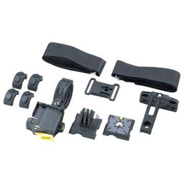 Крепление TOPEAK QR Modular Sport Camera Multi-Mount, на шлем для камеры, TC3010 фото