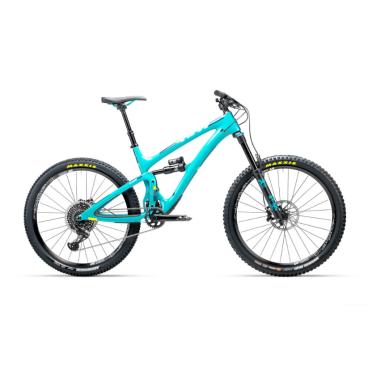 Двухподвесный велосипед Yeti SB6 EAGLE 27,5