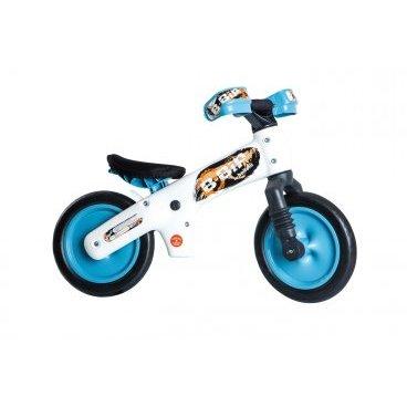 Беговел детский BELLELLI B-BIP, бело-синий, GBE00006