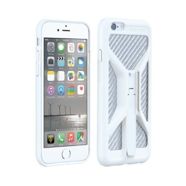 Чехол Topeak RideCase для iPhone 6/6S, белый, TRK-TT9845W