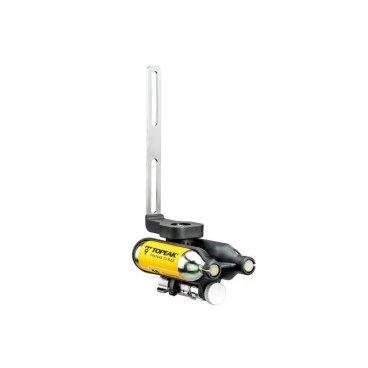 Крепление под флягодержатель Topeak Ninja CO2 Cage Mount w/Micro AirBooster & 2pcs 16g CO2, TNJ-CO2Фляги и Флягодержатели<br>Абсолютная гибкость является отличительной чертой серии Ninja, и ниндзя CO2 не является исключением. Установите его на свой велосипед с большинством флягодержателей, чтобы он соответствовал той эстетике, которая вам больше всего подходит. В комплект входят Micro AirBooster и 2 резьбовых балончика СО2 16 г.<br><br>В комплект входят: нагнетатель CO2, 2 балончика с резьбой CO2 по 16 гр.<br>Ниппель для накачки CO2: Presta Schrader<br>Материал: Aluminum Engineering grade plastic<br>Материал нагнетателя CO2: CNC aluminum<br>Размер: 16.7 x 9.3 x 5.4 cm<br>Вес: 191 гр