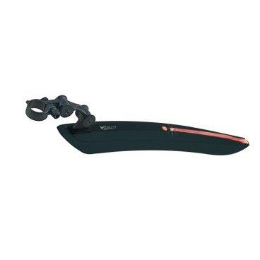 Крыло велосипедное V-GRIP, заднее на двухподвес/хардтейл 26, со светодиодом, V-LED2R/PLКрылья для велосипедов<br>крыло заднее на двухподвес/хардтейл 26 со светодиодом<br><br><br>Тип крепления крыла: Быстросъёмное<br>Тип крыла: Крыло заднее