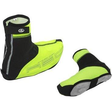 Защита обуви AUTHOR WinterProof L  размеры 43-44 (5) неоново-желто-черная, 8-7202055Велообувь<br>Защита обуви AUTHOR WinterProof L  размеры 43-44 (5) неоново-желто-черная.<br>Тип изделия - Защита обуви (велобахилы)<br>Размер 43-44<br>Цвет - неоново-желто-черные<br>Производитель - AUTHOR<br>Легкая эластиная полиуретановая флисовая мембрана ULTRA 3 TECH для использрования в зимнее время, дополнительные уплотнения на нижней части, застежка на липучку, для всех типов педалей, светоотражающие элементы для дополнительной безопасности, неоново-желто-черная
