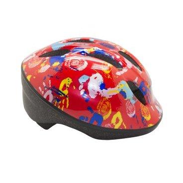 Велошлем детский BELLELLI Ладошки, оранжевый, М (52-57 см), 01HEL051040Велошлемы<br>Лёгкий детский шлем от итальянской марки BELLELLI имеет комфортные мягкие внутренние вставки, которые обеспечивают дополнительную амортизацию между головой и шлемом для большего комфорта. Шлем регулируется с помощью специального механизма, чтобы шлем сидел плотно - никуда не сползал во время движения, никуда не сдвинулся в случае падения.<br><br>Также в шлеме есть специальные отверстия для вентиляции.<br><br>- цвет: оранжевый<br><br>- размер: М (52-57cm)<br><br>- количество отверстий: 6<br><br>- страна бренда: Италия