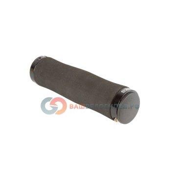 Ручки CLARK`S CLO223 на руль, полиуретан, 130мм, облегченные, 2 фиксатора, черные, 3-358Ручки и Рога<br>NEW, полиуретановые, 130мм, анатомические, 2 алюминиевых фиксатора с анодированным покрытием, черные