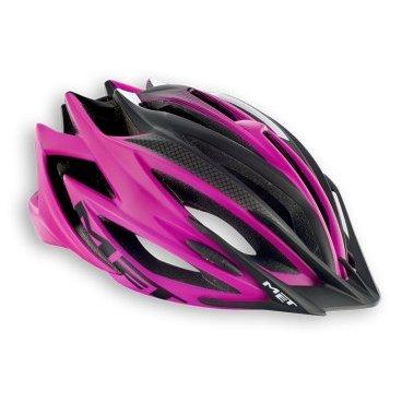 Велошлем MET Veleno, матовый розовыйВелошлемы<br>Вполне очевидно, что хороший шлем для кросс-кантри должен обеспечивать оптимальную защиту и вентиляцию, и при этом мало весить. Модель Veleno в полной мере отвечает всем данным требованиям. Съёмные внутренние накладки изготовлены из мягкого гипоаллергенного материала, а стропы застёжек – из кевлара.<br><br><br><br>ОСОБЕННОСТИ<br><br><br><br>Лёгкий и надёжный кросскантрийный шлем, обеспечивающий превосходную вентиляцию головы<br><br>Монолитная конструкция – пенопластовый внутренник впаян в жёсткий корпус шлема<br><br>Сменные внутренние накладки из гипоаллергенного материала<br><br>Кевларовые стропы застёжек