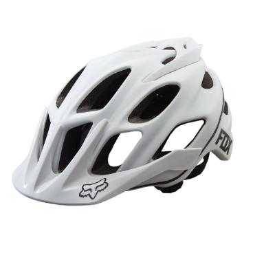 Козырек к шлему Fox Flux Helmet Visor, матовый белый, пластик, 17764-067-NS