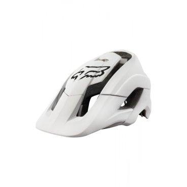 Козырек к шлему Fox Metah Visor, белый, пластик, 17143-008-OSВелошлемы<br>Оригинальный козырёк для шлема Fox Metah. Изготовлен из высокопрочного пластика.