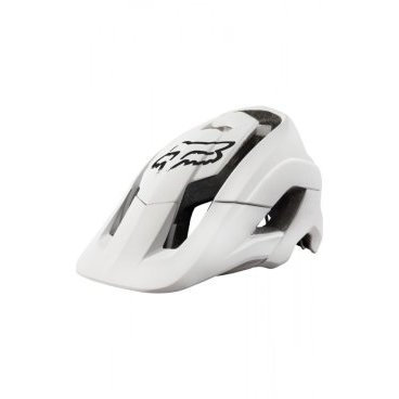 Козырек к шлему Fox Metah Visor, белый, пластик, 17143-008-OS