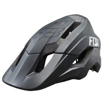 Козырек к шлему Fox Metah Visor, матовый черный, пластик, 17143-255-OS