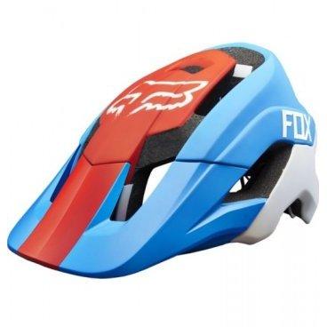 Козырек к шлему Fox Metah Visor, синий, пластик, 17143-189-OS