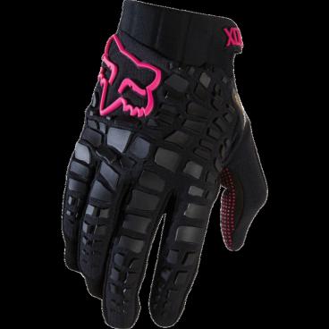 Велоперчатки женские Fox Sidewinder Womens Glove, черный (2017)
