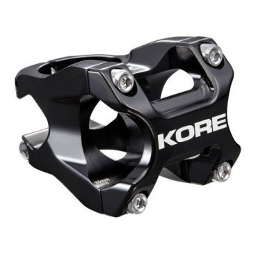 Вынос Kore Repute, 50x31.8 мм, шток 1-1/8 дюйма, алюминий, черный, 126 г, KSTNKTSX1500BAT