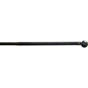 Спицы Wheelsmith SS14, 2.0 x 264mm, черный, SB1264Спицы<br>Высококачественные американские спицы Wheelsmith для настоящих ценитей надёжных и долговечных запчастей! SS 14 выполнены по технологии холодной ковки из нержавеющей стали сплава марки 340 диаметром 2 мм. Особый процесс производства предполагает оптимальное натяжение структуры, повышенную прочность и экстремально стильный облик. За счёт нержавеющего покрытия больше не нужен защитный слой ввиде масла и других покрытий. Спицы проходят все этапы проверки на прочность, до выпуска в серию. Отличный и экономичный выбор замечательных спиц по всем возможным характеристикам. Вес стандартного набора спиц составляет 213 грамм (32 шт/262мм).<br><br>ОСОБЕННОСТИ:<br><br>Длина 264 мм<br>Диаметр: 2 мм<br>Материал: нержавеющая сталь<br>Изготовлено в США<br>Цвет черный