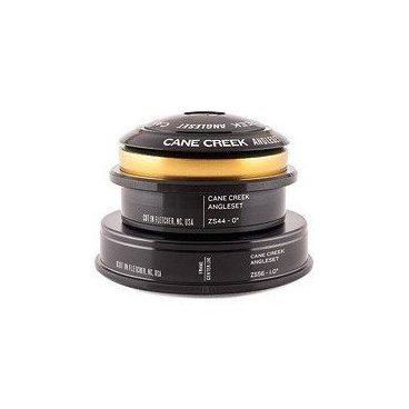 Рулевая колонка Cane Creek Angleset-Tpr-ZS44/28.6/H13/K-ZS56/30/H4/K1D, черный, BAA0199K