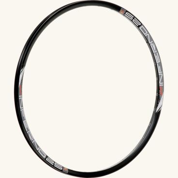 Обод 26, 32h, SunRingle Inferno 25 Sleeved W/E, черный, K16E14P13605C
