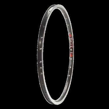 """Обод велосипедный SunRingle ICI-1 Ano Sleeved W/E, 20 x 1 3/8, 32 спицы, пистонированный, черный, 660E14P13605CОбода<br>Лёгкий и надёжный обод, созданный специально для BMX-рейсинга. Обод изготовлен из авиационного алюминия, пистонирован и, разумеется, подходит для использования с ободными тормозами.<br><br><br><br>ОСОБЕННОСТИ<br><br><br>Материал: алюминий<br><br>Классический прямоугольный профиль<br><br>Размер: 20""""<br><br>Ширина: 21.6 мм<br><br>Количество спиц: 32<br><br>Вес: 340 граммов"""
