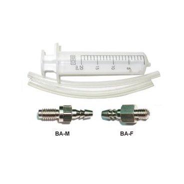 Комплект для прокачки гидравлических тормозов A2Z Avid/Formula, Magura, Shimano, Bleeding kit( NEW)