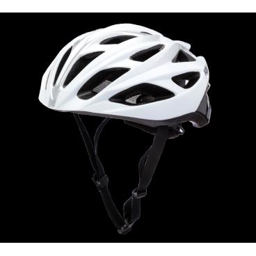 Велошлем KALI Ropa, черно-белый