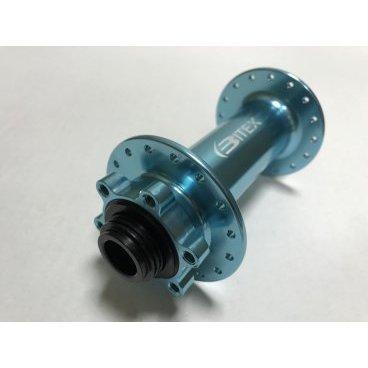 Втулка передняя для фэтбайка Bitex FB-MTF15/20, 150 мм, 32 спицы, СИНЯЯ, FB-MTF15-150BlueВтулки для велосипеда<br>FB-MTF15-150Blue Втулка передняя синяя Bitex FB-MTF15/20 150 мм, 32 спицы<br>Вес 150mm 264.9g<br>Под ось 15 мм (базово) и 20 мм <br>2 промподшипника 6804