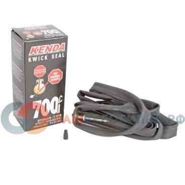 Камера для велосипеда KENDA 28(700х18/25С) узкая антипрокольная спортниппель 48мм  5-518923