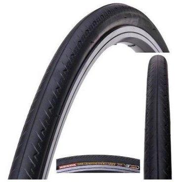 Покрышка велосипедная KENDA 700х26С, (26-622) K196 KONTENDER, клинчер, 60TPI, слик, черная, 5-521720 фото