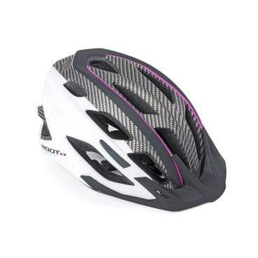 Шлем AUTHOR Root 161 ASL, 21 отверстие, INMOLD/EPS/поликарбонат, 59-61см, 8-9001445