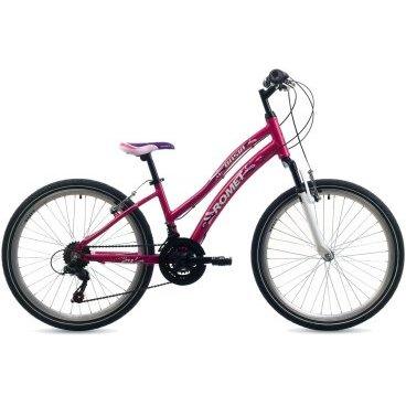 Подростковый велосипед ROMET BASIA 24 2016