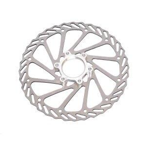 Тормозной диск (ротор), 160мм, с адаптером на CENTRE LOCK, сталь, 00-170525