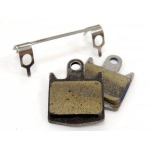 Тормозные колодки для дисковых тормозов VX-855C CLARK'S, 3-422 фото
