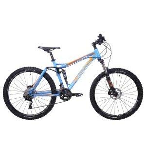 Двухподвесный велосипед Dewolf MAESTRO 1 27,5 2016