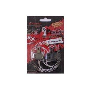 Колодки тормозные Formula Mega-The One-R1-RX Semi-Metal