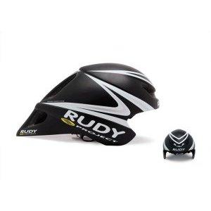 Каска Rudy Project CHRONO WINGSPAN BLACK/WHITE/SILV UNISIZE