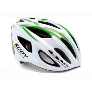 Каска Rudy Project SLINGER WHITE/GREEN L
