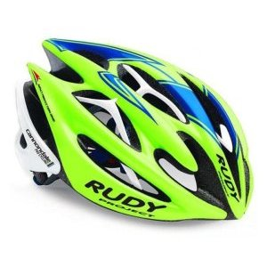 Каска Rudy Project STERLING CANNONDALE LIME/BLUE/WHITE L