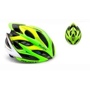Велошлем Rudy Project WINDMAX CANNONDALE LIME/BLUE/WHITE L