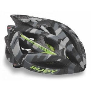 Каска Rudy Project AIRSTORM GREY CAMO/YELLOW FLUO MATTE L