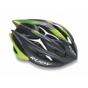 Велошлем Rudy Project STERLING MTB GRAPHITE-LIME FLUO MATT S/M