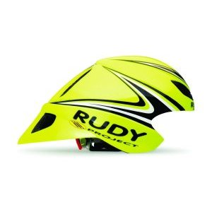 Каска Rudy Project CHRONO WINGSPAN YELLOW FLUO-BLACK SHINY
