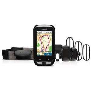 Велокомпьютер Garmin EDGE 1000  HRM-3+CAD
